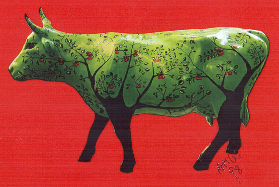 Cow Parade 1998 - Cover
